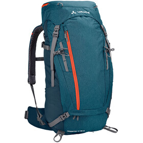 VAUDE Asymmetric 38+8 Backpack Women blue sapphire